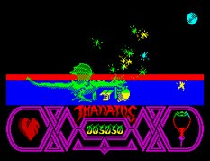 Thanatos ZX Spectrum 40