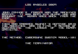 The Terminator Megadrive 003