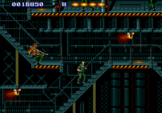 The Terminator Megadrive 011