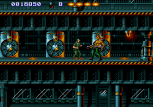 The Terminator Megadrive 012
