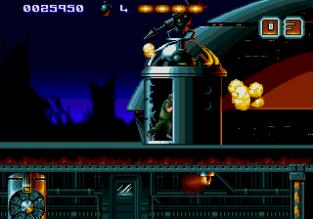 The Terminator Megadrive 020
