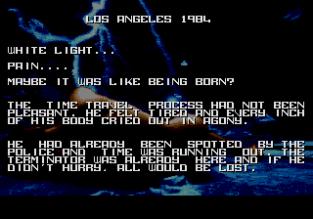 The Terminator Megadrive 023