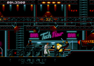 The Terminator Megadrive 064