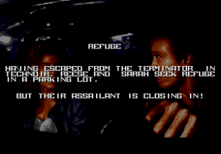 The Terminator Megadrive 067