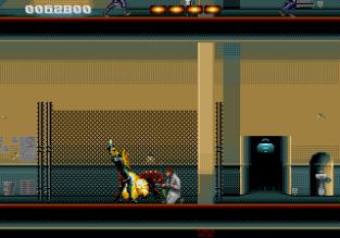 The Terminator Megadrive 089