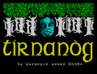Tir Na Nog ZX Spectrum 001