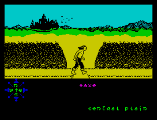 Tir Na Nog ZX Spectrum 009