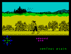 Tir Na Nog ZX Spectrum 010