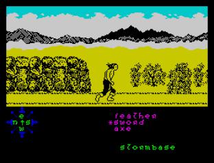 Tir Na Nog ZX Spectrum 020