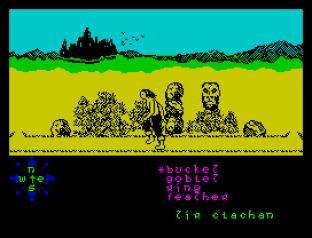 Tir Na Nog ZX Spectrum 042