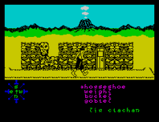 Tir Na Nog ZX Spectrum 044