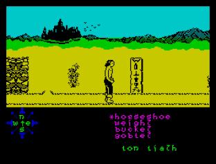 Tir Na Nog ZX Spectrum 045