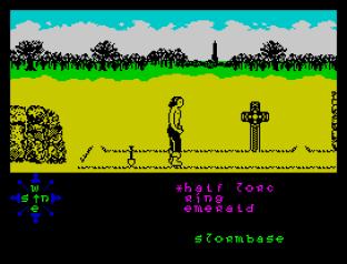 Tir Na Nog ZX Spectrum 053