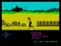 Tir Na Nog ZX Spectrum 055