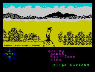 Tir Na Nog ZX Spectrum 056