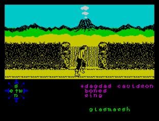 Tir Na Nog ZX Spectrum 064