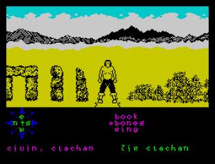 Tir Na Nog ZX Spectrum 067