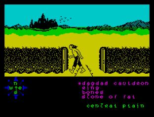 Tir Na Nog ZX Spectrum 078