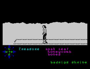 Tir Na Nog ZX Spectrum 086