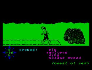 Tir Na Nog ZX Spectrum 097