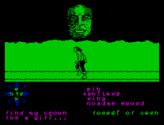 Tir Na Nog ZX Spectrum 098