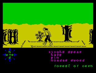 Tir Na Nog ZX Spectrum 100