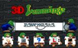 3D Lemmings PC DOS 03