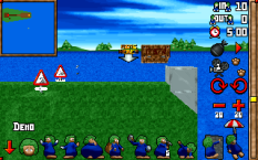 3D Lemmings PC DOS 06