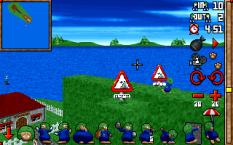 3D Lemmings PC DOS 07
