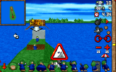3D Lemmings PC DOS 08