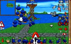 3D Lemmings PC DOS 13