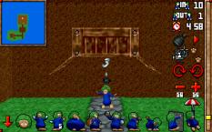 3D Lemmings PC DOS 15