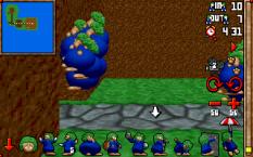 3D Lemmings PC DOS 17