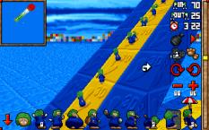 3D Lemmings PC DOS 22