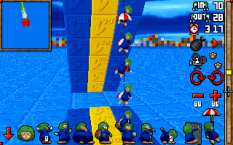 3D Lemmings PC DOS 24