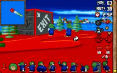 3D Lemmings PC DOS 26