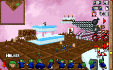 3D Lemmings PC DOS 33