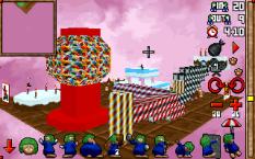 3D Lemmings PC DOS 34