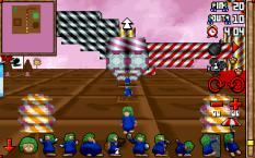 3D Lemmings PC DOS 35