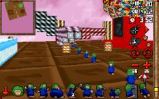 3D Lemmings PC DOS 36