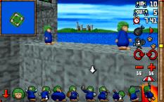 3D Lemmings PC DOS 41