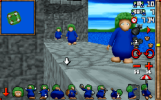 3D Lemmings PC DOS 42