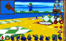 3D Lemmings PC DOS 50