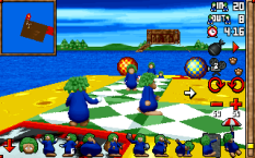 3D Lemmings PC DOS 51