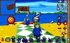 3D Lemmings PC DOS 52