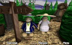 3D Lemmings PC DOS 54