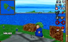 3D Lemmings PC DOS 59