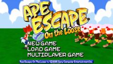 Ape Escape - On The Loose PSP 001