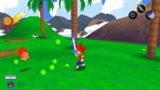 Ape Escape - On The Loose PSP 013