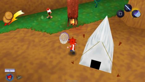 Ape Escape - On The Loose PSP 125